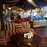 The Arab stile seats