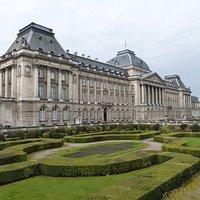Bruxelles - le Palais Royal