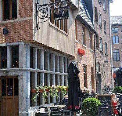 In De Pekton te Mechelen