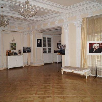 Зал Культурного центра Елены Образцовой