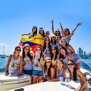 Yacht Party with Hi Cartagena