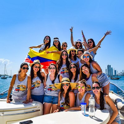 Yacht Party with Hi Cartagena