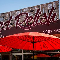 Red Relish Cafe - 2/2465 Warburton Highway, Yarra Junction