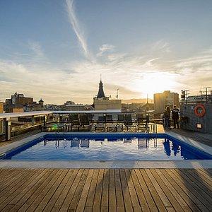 Hotel Jazz - Pool
