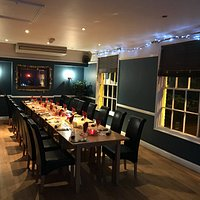Upstairs function room