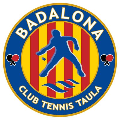 Escut del CTT Badalona