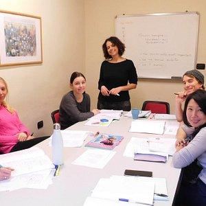 Parola Italian language school in Florence