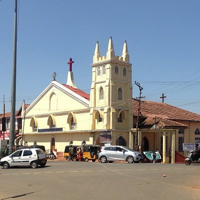 Holy Trinity church, Ooty