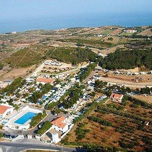 Vista Aérea ( Foto de 2005)