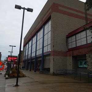 Palumbo Center Exterior