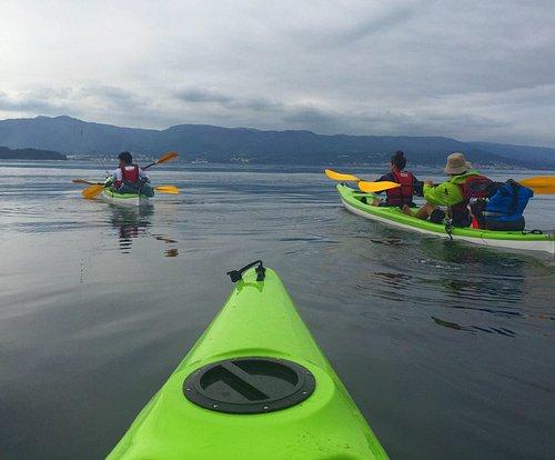 Camino de Santiago en Kayak
