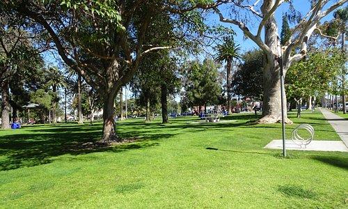 Massive park on Orange Avenue