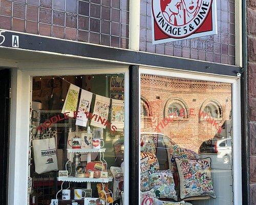 Signage/Entrance of Store