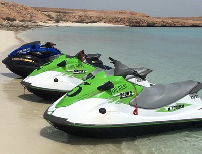 Jet Ski Tour To Dimaniyat Island