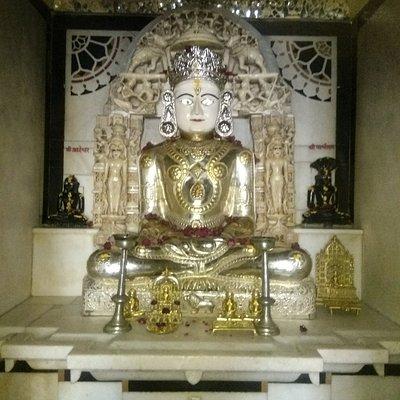 Lord idol : Mahavir swami