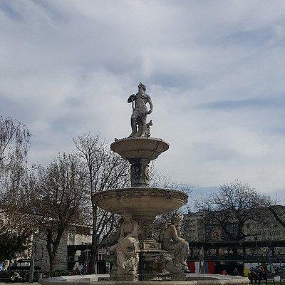 Danubius Fountain