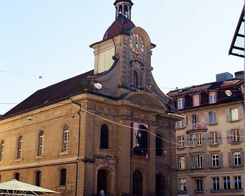 Eglise Saint-Laurent, Lausanne