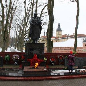 Памятник героям Великой Отечественной Войны