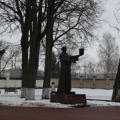 Памятник Симону Будному