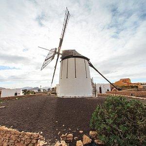 Mucho más que un interesante recorrido por la historia de los molinos de viento de Fuerteventura