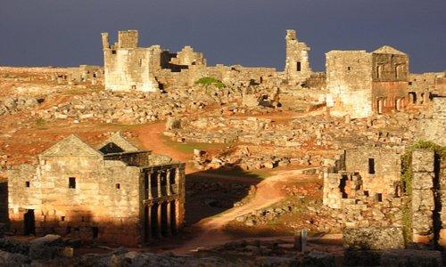 Cartoline da Serjlla, Siria