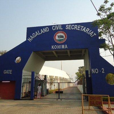 Secretariat Gate.