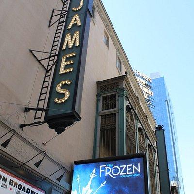 St James Theater