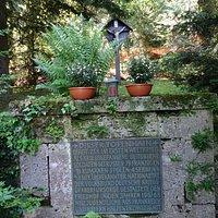 Gedenkstätte für Kriegsgefangene anderer Nationen