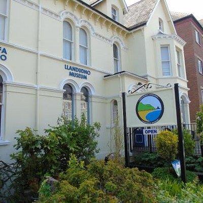 Llandudno Museum in Gloddaeth Street