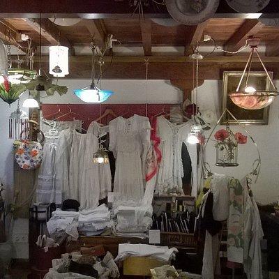 Foto interior tienda