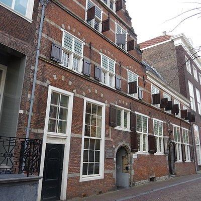 """""""Oost-Indisch Huis Delft uit 1631;de V.O.C Kamer van Delft"""""""