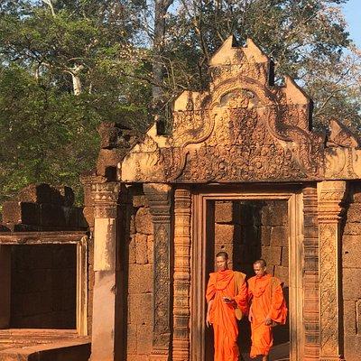 WhatsApp +85516 440 849. Hola a todos! Soy un guía oficial en español en Camboya. Y quiero ser s