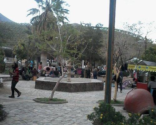 Plazuela de Juegos Gabriela Mistral