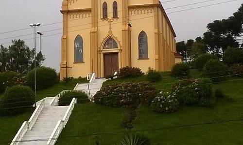Igreja São João Batista de Arvorezinha