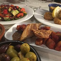 Selection of TAPAS from new menu.