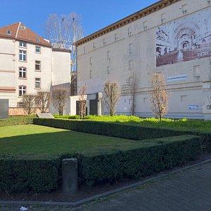 Synagoge Friedberger Anlage
