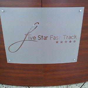 Five Star Fast Track