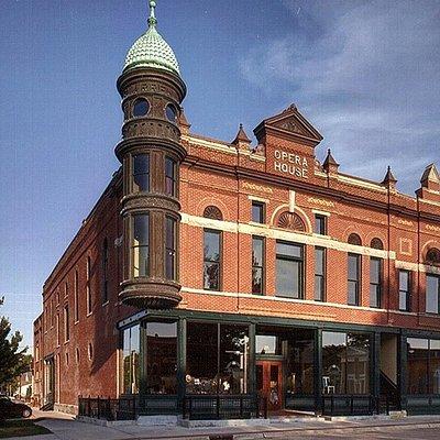 Warren Cultural Center - exterior