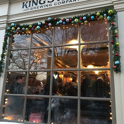 King's Road Brewing Co. at Christmas