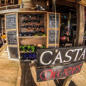 Castaway dive Shop