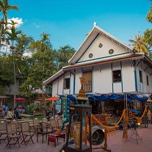 Heuan Chan heritage house 1900s, Ban Xieng Mouane, Luang Prabang, Laos