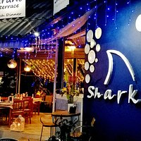 Place, where good dinner is tonight... Sharky's Koh Chang