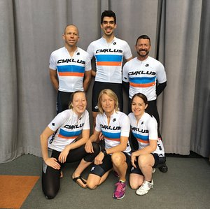 Our Spin Instructor Crew