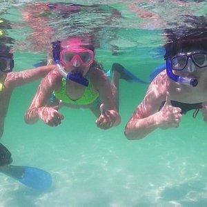 Snorkeling in Destin,FL