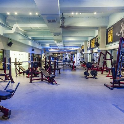 Cynergi - Health & Fitness Center