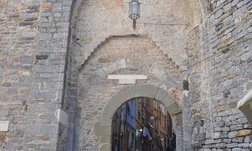 Porta del borgo