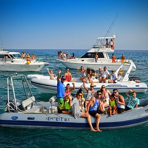 Corralejo and fishing team