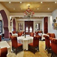 Dining Room at Mejhana