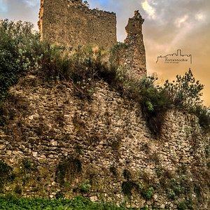 Vista torre mastio