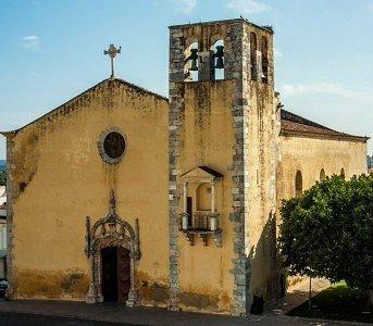 Igreja matriz de São João Baptista de Moura